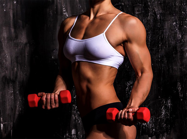 Natural Female Bodybuilding
