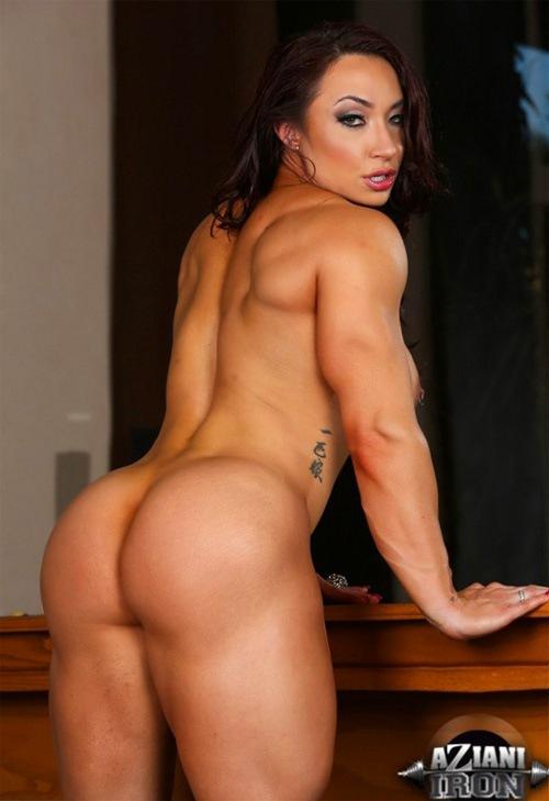 Brandi Mae Muscular Booty